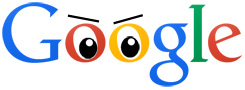 Google Watching You Logo