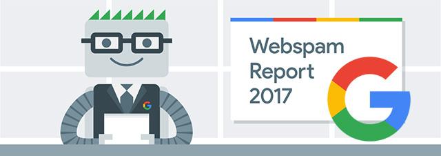 google web spam