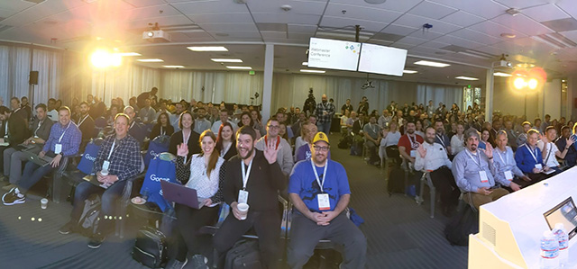 Google Webmaster Conference Product Summit