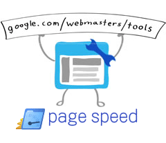 google webmaster tools page download speed