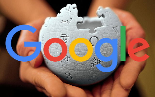 Google Says Wikipedia Is Good At Getting Links To Individual Pages