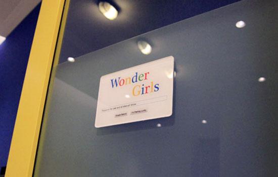 Google Wonder Girls
