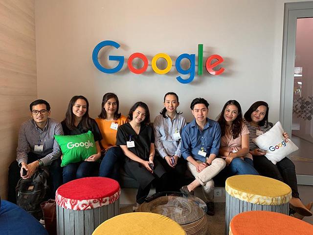 Google Wooden Drum Seats