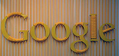 Google Rope Logo All Stitched Up