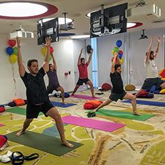 Google Yoga