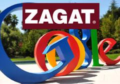 Google & Zagat
