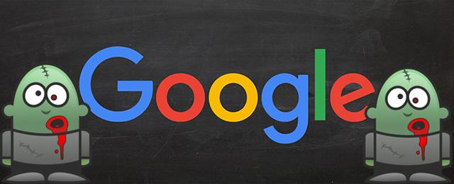 Google Zombie Traffic