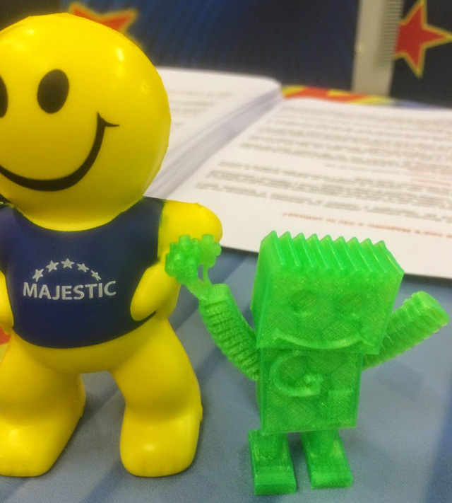 GoogleBot Networking With MajesticBot At SMX Milan