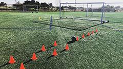 GooglePlex Soccer Field