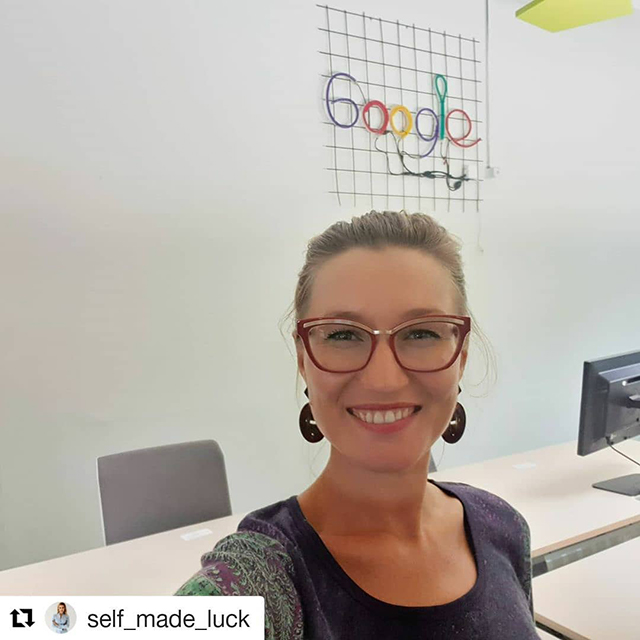 Googler Returns To Office After Six-Months