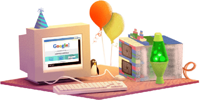 Google 17 Birthday