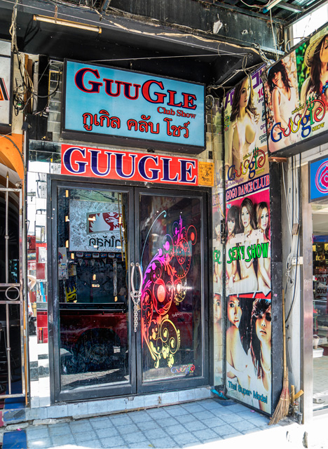 GuuGle Gentleman's Club In Thailand