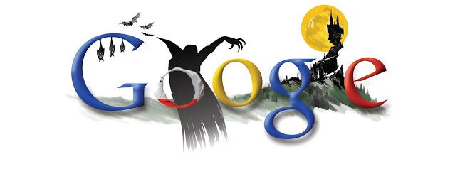 Google's Halloween Logo Starting Going Live