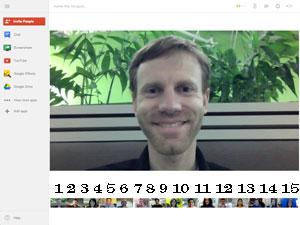 15 Google Hangouts