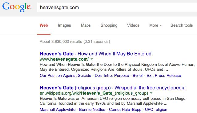 hidden text ranking google