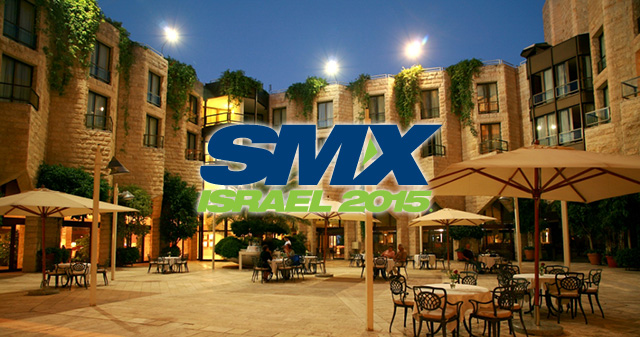 SMX Israel Less Than 3 Weeks Away – Register Now