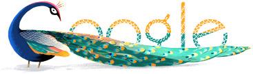 India Independence Day Google Logo