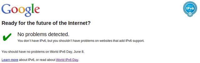 IPv6 Pass