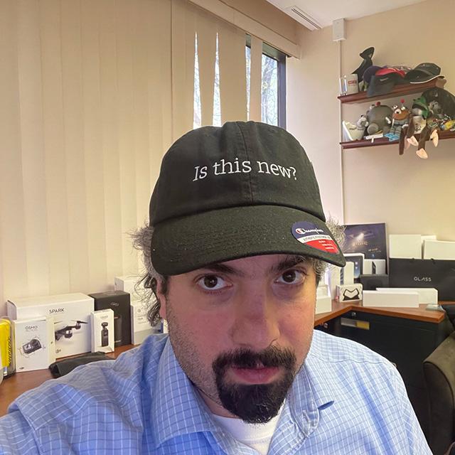 Es este nuevo sombrero