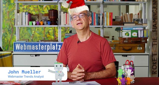 John Mueller Santa