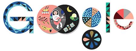 The Google John Venn / Venn Diagram Doodle