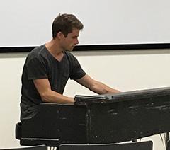 Jon McLaughlin Plays At Google