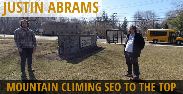 Vlog #118: Justin Abrams On Customer Success From Mountain Climbing To SEO Technology