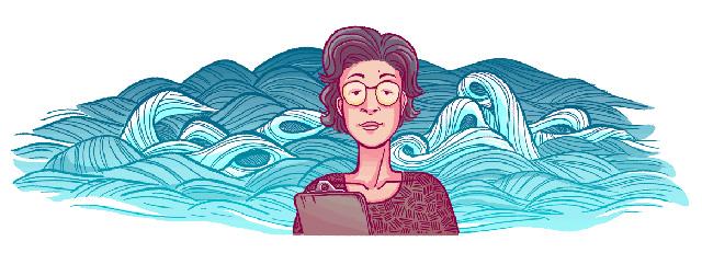 Katsuko Saruhashi Geochemist Google Doodle