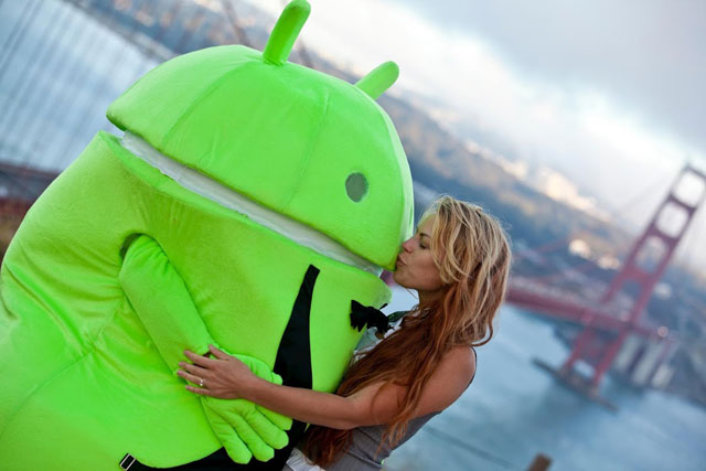 Android Kiss