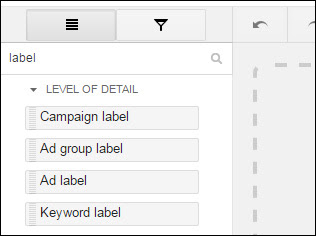Keywords Label Field Now In Google AdWords Report Editor