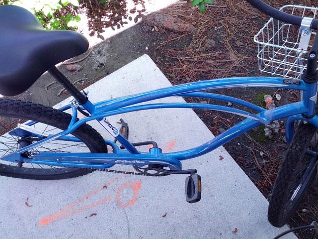 LinkedIn Bike