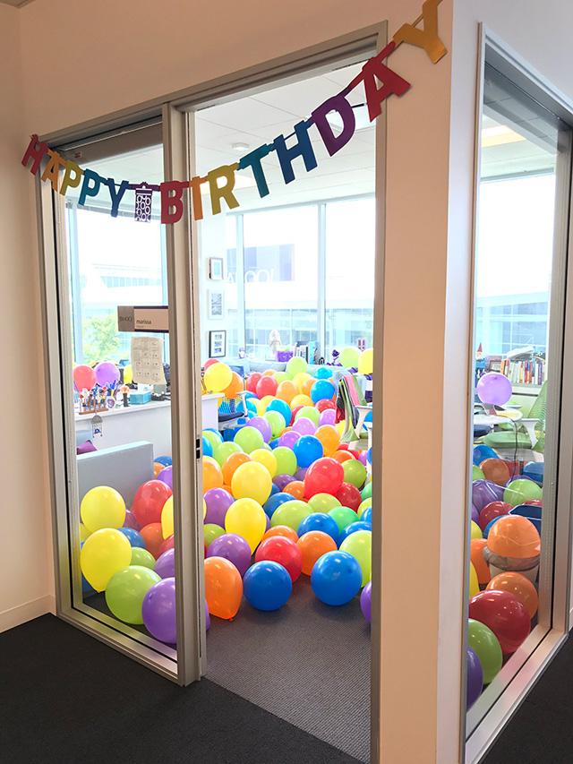 Yahoo Celebrates Marissa Mayer Birthday