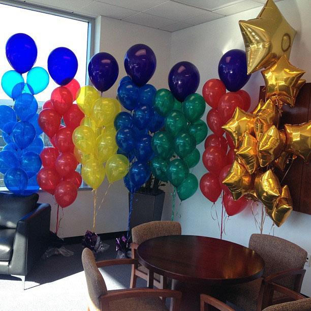Marissa Mayer Google Balloons