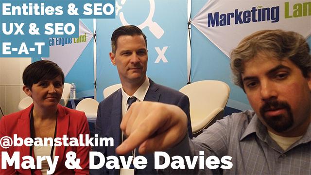 Mary & Dave Davies