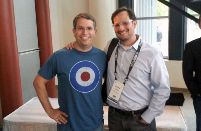 Google's Matt Cutts Wearing A Target T-Shirt