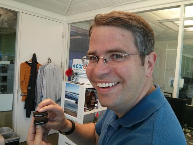 Matt Cutts Office at Google