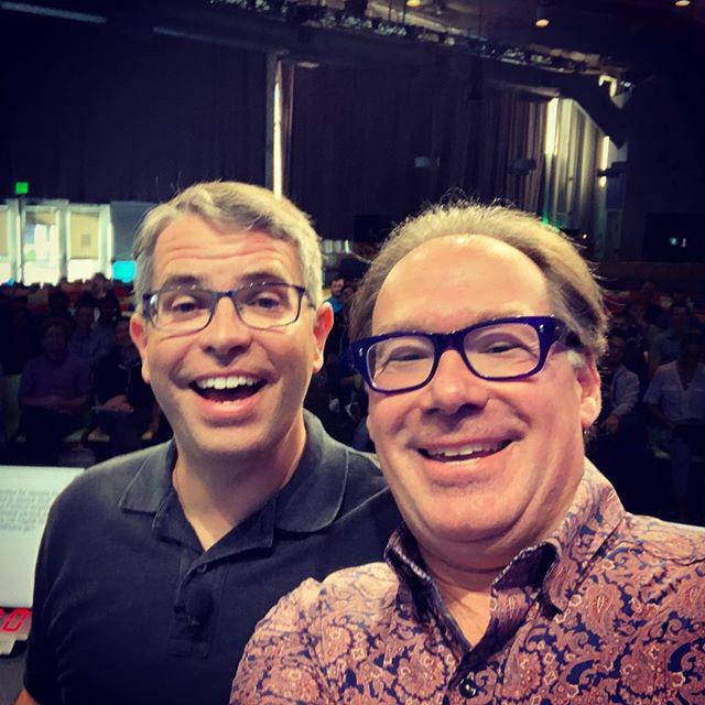 Paul Haahr & Matt Cutts