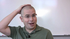 Matt Cutts Shaved Head