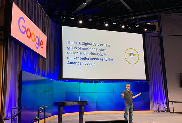 Matt Cutts Speaks At Google