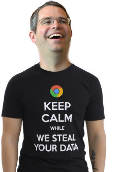matt cutts scroogled t-shirt