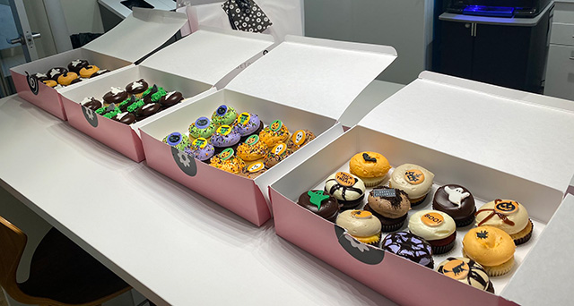 Microsoft Advertising Sends Customers Halloween Treats