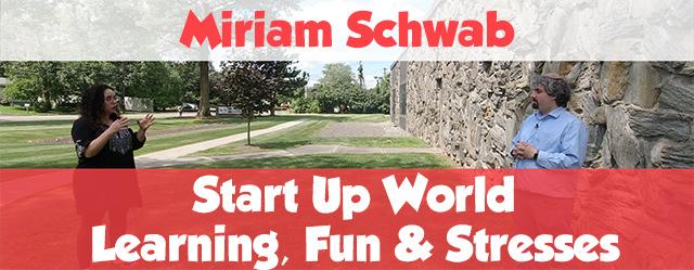 seroundtable.com - Barry Schwartz - Vlog #143: Miriam Schwab On The Startup World