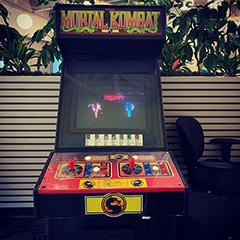 Mortal Kombat Arcade Game At The GooglePlex