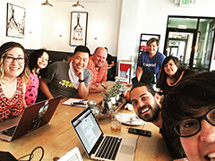 Those Laid Off At Moz Gather To Work On Resumes & Find New Jobs