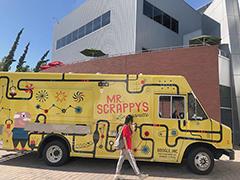 Mr. Scrappy's Google Food Truck