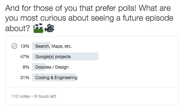 Vote For Google Search On Nat & Lo's Future Episodes