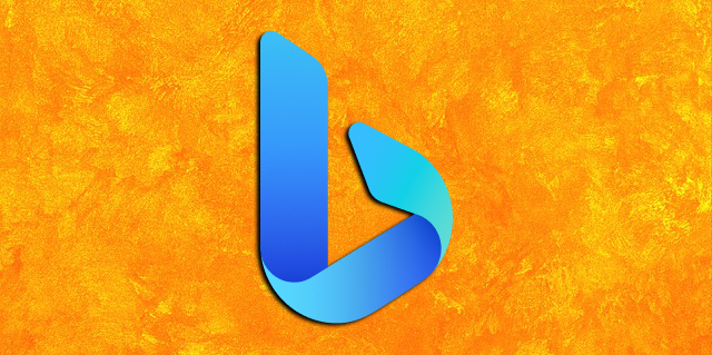 Bing Curved Logo