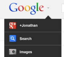 New Google Bar