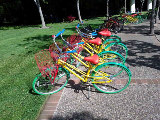 New Google Bikes