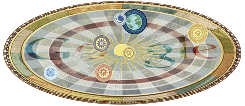 Google Planets Nicolaus Copernicus